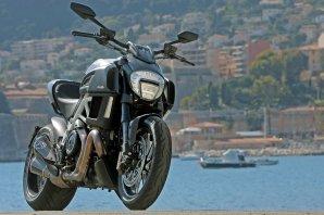 2014 Ducati Diavel 12