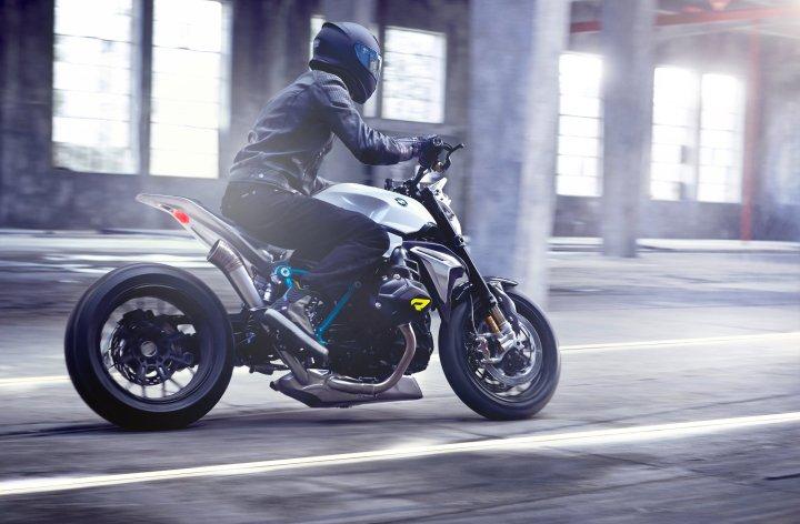 Nouveau roadster concept BMW