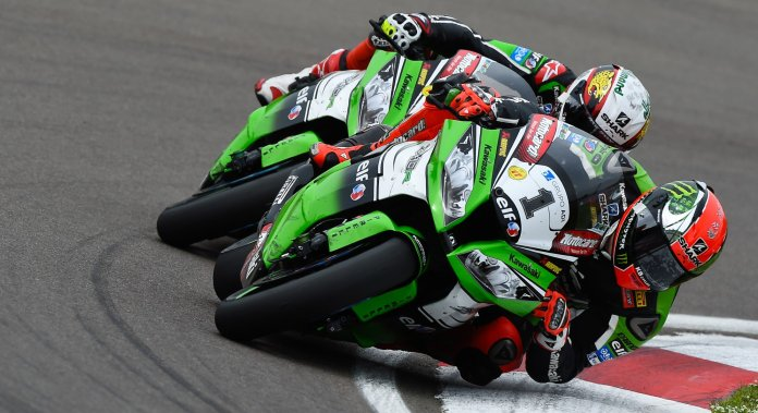 Tom Sykes is now out of the top slot in the standings, but there's plenty of time left in the season for him to defend his title.