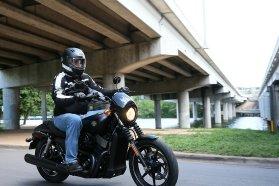 2014 Harley Davidson Street 10
