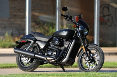 2014 Harley Davidson Street 11