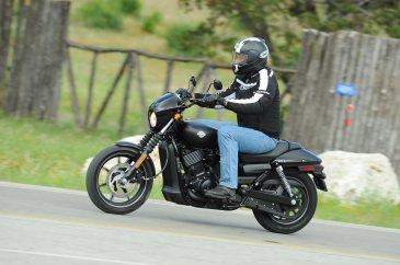 2014 Harley-Davidson Street 18