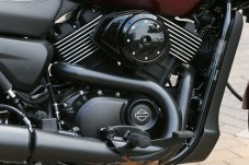 2014 Harley Davidson Street 3