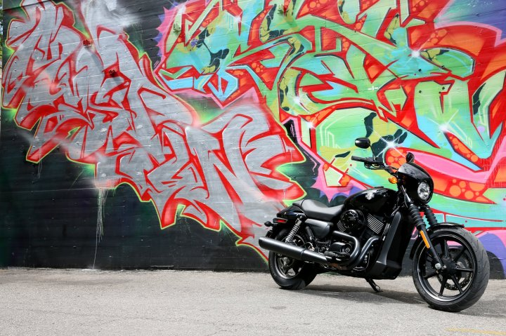 Will the Street 500 and 750 capture the youth market? We'll see, when they hit Canadian dealerships later this year.
