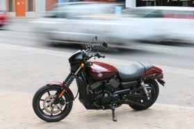 2014 Harley Davidson Street