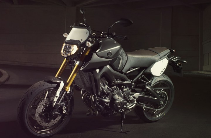 Yamaha announces Street Tracker version of FZ-09 (with video)