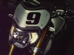 2014 Yamaha FZ09 Street Tracker 3