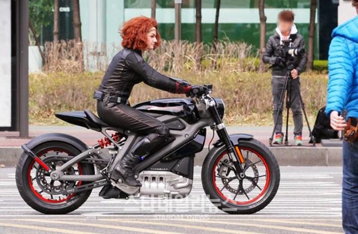 En vidéo : une moto électrique Harley-Davidson