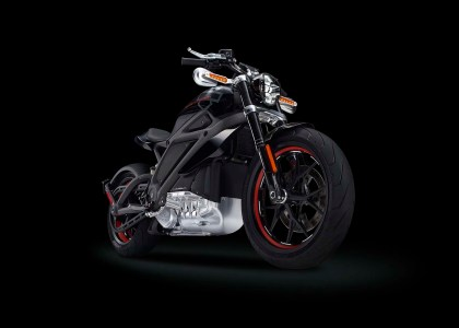 Harley's electric Livewire should be on display