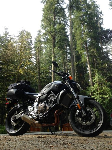 Not only is BC beautiful, it's also got great rates on motorcycle insurance -- making it an outlier, because the rest of the country's public insurance offerings are mucho expensive.