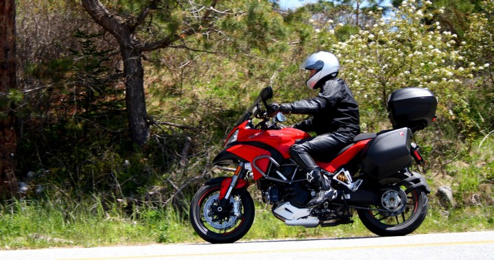 While everyone thought 150 hp was a good idea, there were a few other problems that made the Multistrada a bit unpopular. Photo: Zac Kurylyk