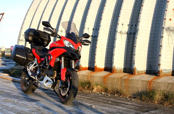 A&R reports Multistrada replacement coming