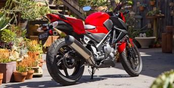 2014 Honda CB300F 3
