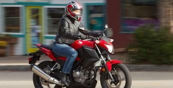 2014 Honda CB300F 7