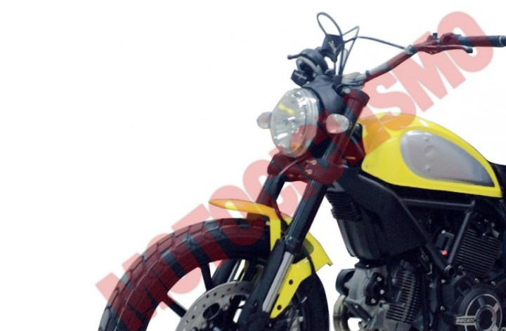Spy Shot Madness: Part 2 – Ducati Scrambler