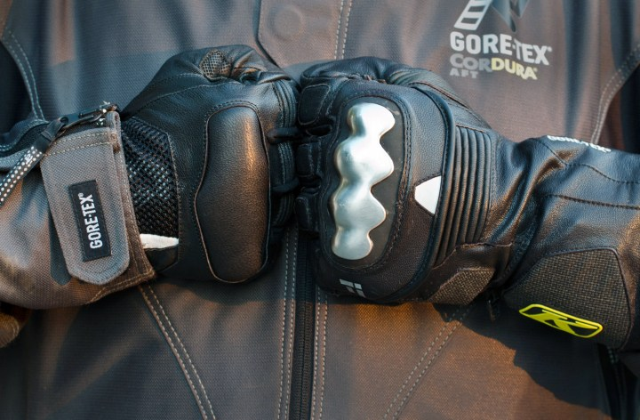 Three Pairs Of Gloves, Two Keepers