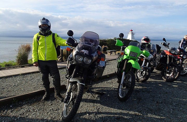 Staying dry: Thoughts on motorcycle rain gear