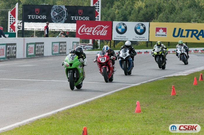 Christie won by a large margin on Sunday, but some of the other Pro Superbike battles were great to watch.