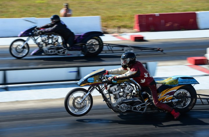 Local racer dominates CMDRA action in BC (with photo gallery)
