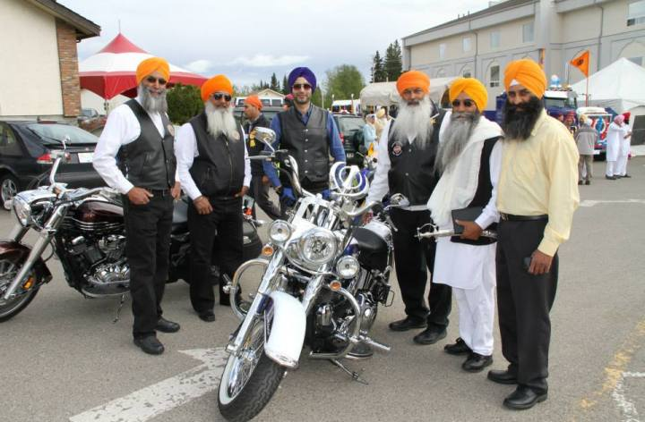 Ontario denies Sikh request to ride without helmets