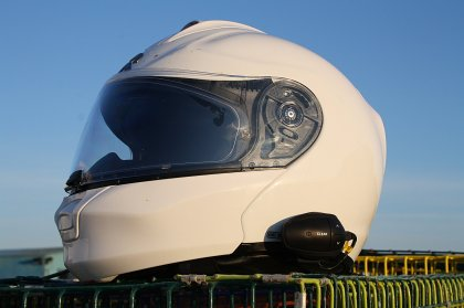The RPHA has been on the market for a few years now, and it's HJC's top modular helmet.