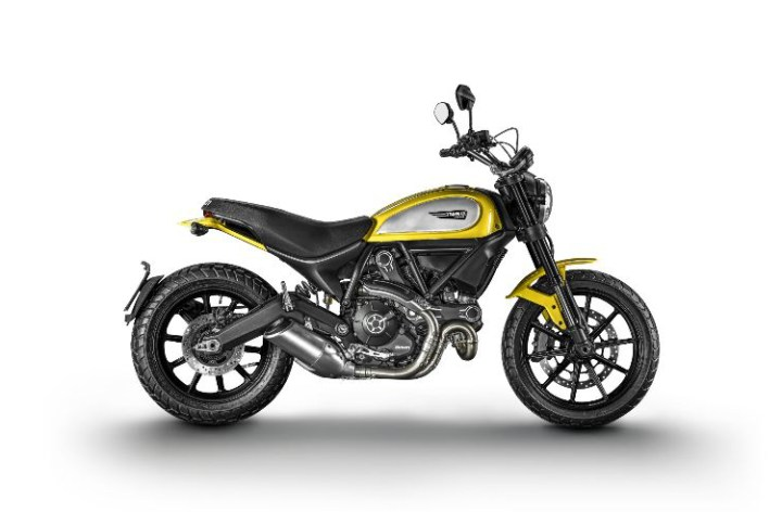 Update: Scrambler pricing