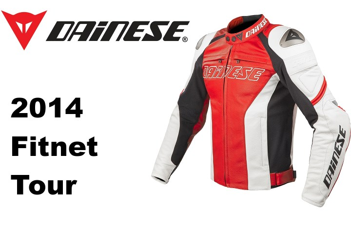 Dainese's Fitnet tour visits Canada