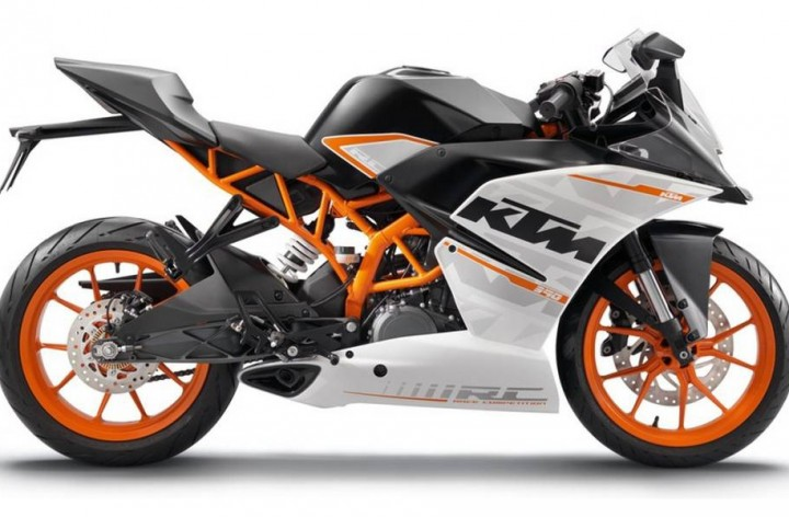 KTM says more electric motorcycles coming