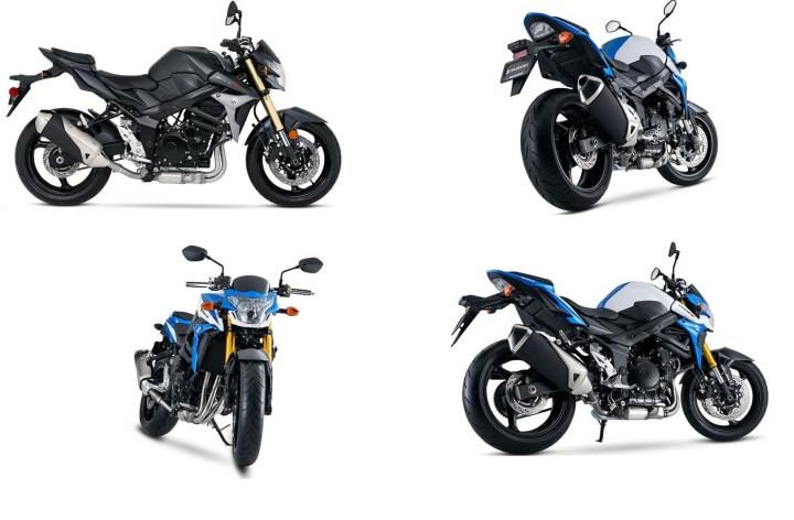Suzuki announces GSX-S750