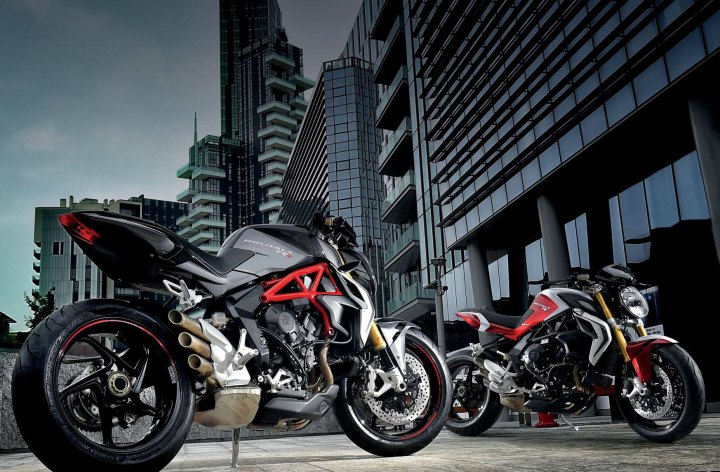 MV Agusta releases Canadian pricing