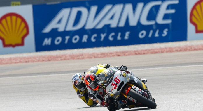 Mika Kallio remains in second after Malaysia.