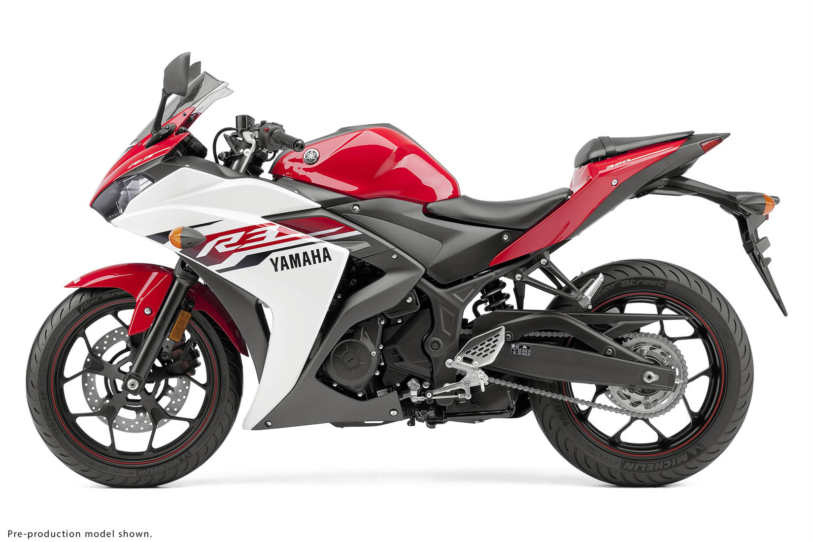 Scoop Yamaha Reveal New R3 321 Cc Twin Updated