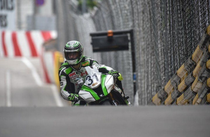 Questions and answers: Dan Kruger talks Macau GP