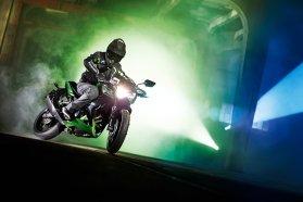 Kawasaki Z300 - EICMA 2014 Live