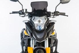 2015 Zongshen RX3 headlight