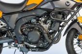 2015 Zongshen RX3 motor