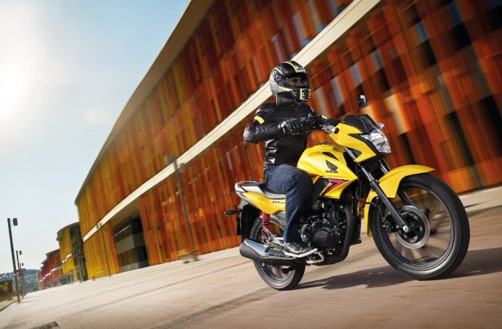 Honda releases CB125F