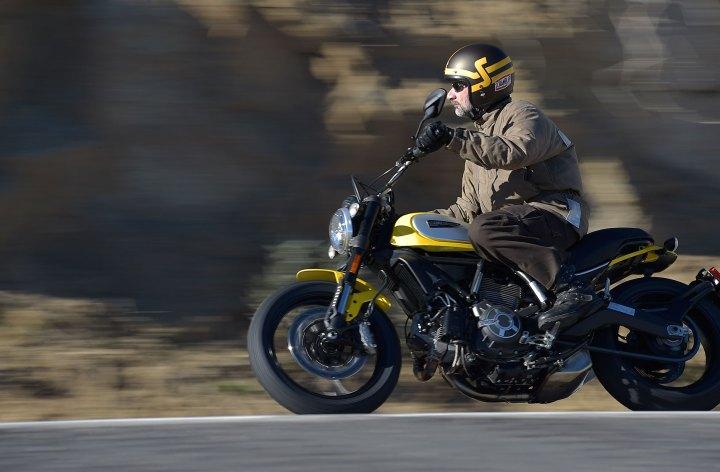 LAUNCH: Ducati Scrambler in the key of Hip