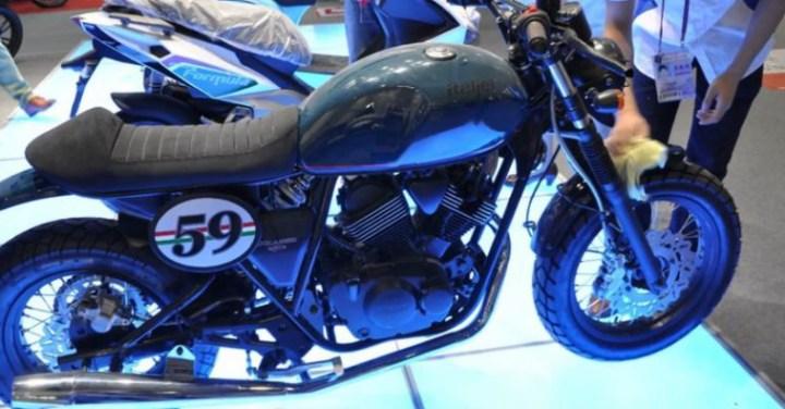 Italjet Buccaneer 250