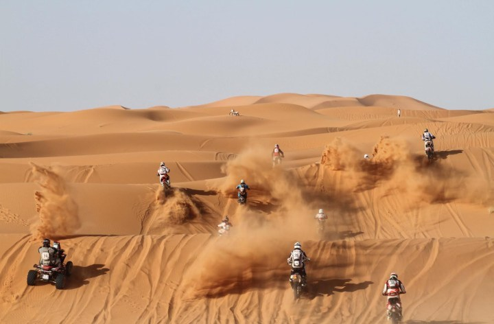 Q&A: Canadians at the Merzouga Rally, 2014