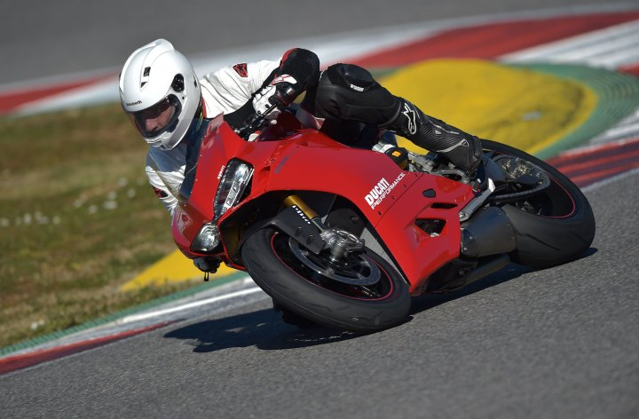 Launch: Ducati Panigale 1299 S