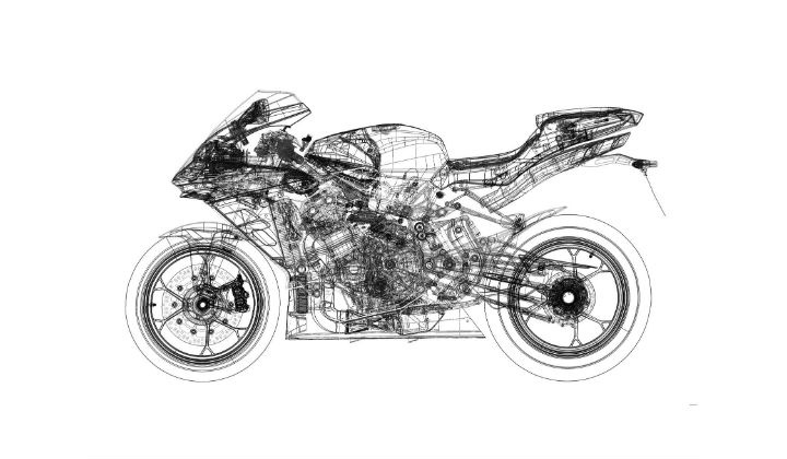 Details of MV Agusta's F4 RC confirmed