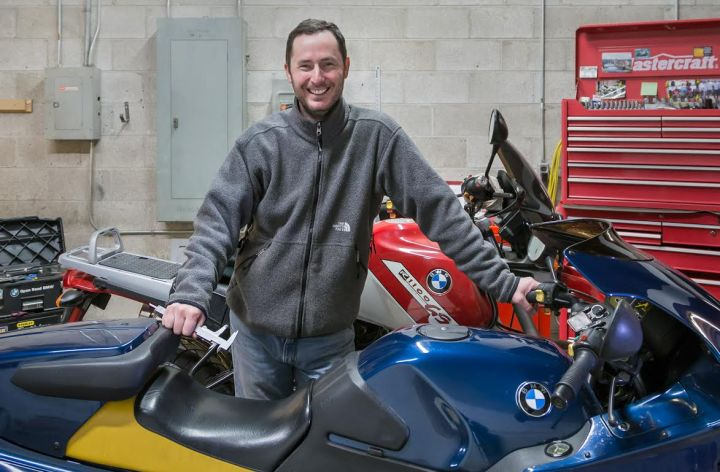 The Motorrad Shop Opens In Aurora, Ontario
