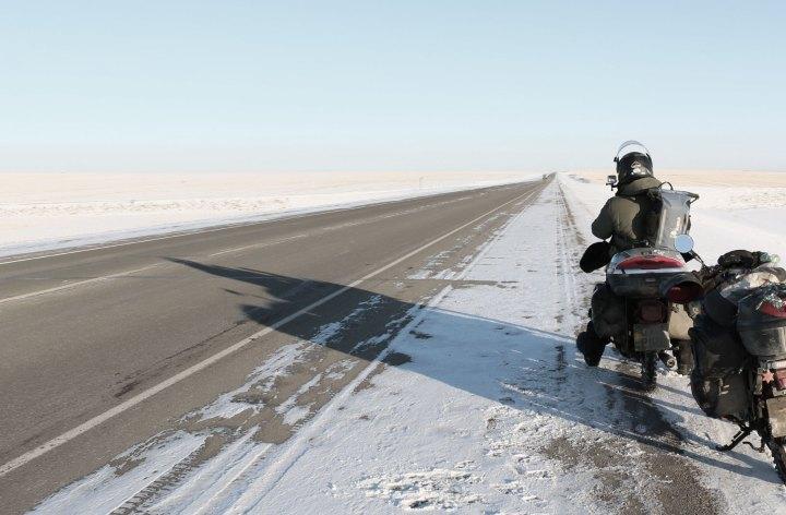 Ed's March Across Canada – The Prairies