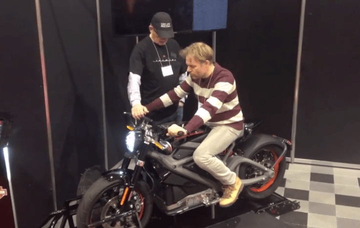 CMG's Michael Uhlarik tried the Livewire at the 2015 Moncton show and was suitably impressed.