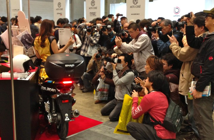 Special: Tokyo Motorcycle Show report (it's a wrap)