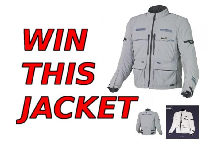Win a Macna jacket!