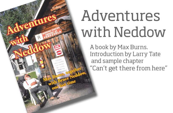 Book: Adventures with Neddow