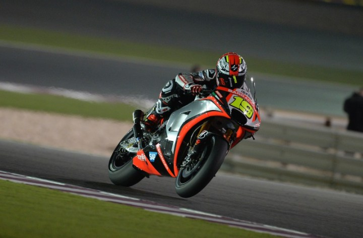 Alvaro Bautista anxious to get back to work at Austin GP