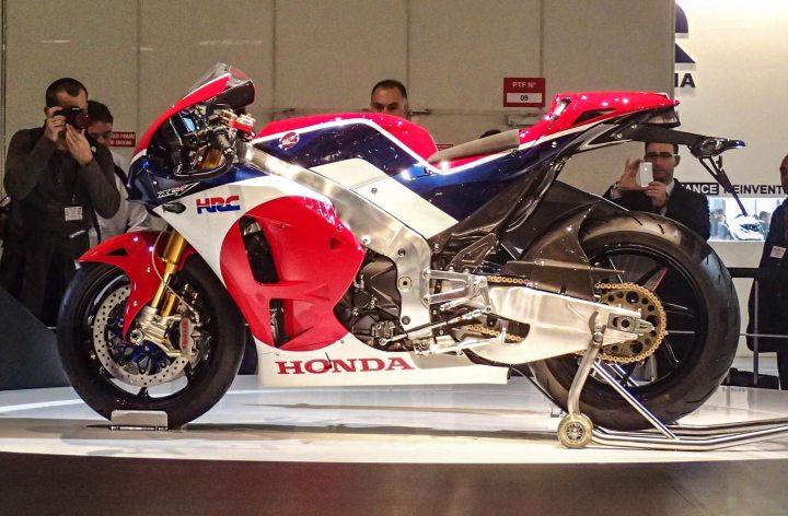 Video: More Honda RC213V-S details